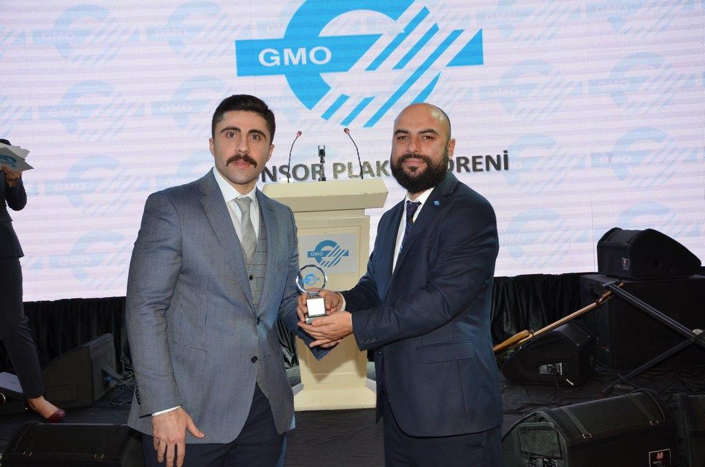 GMO 64. Kuruluş Yıldönümü