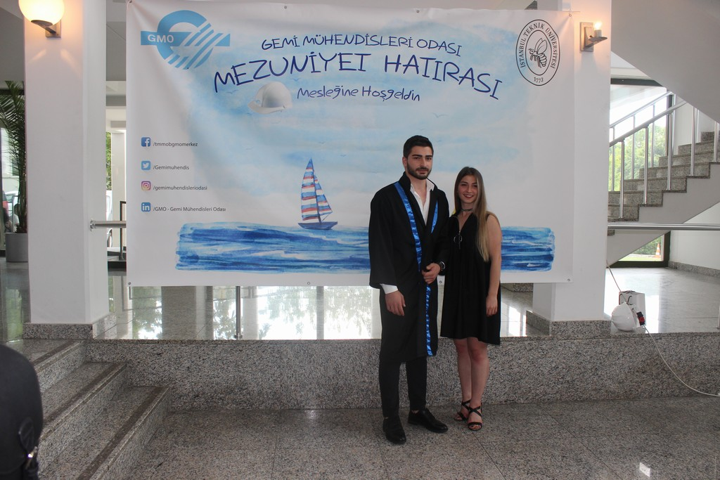 İstanbul Teknik Üniversitesi Mezuniyeti 2017
