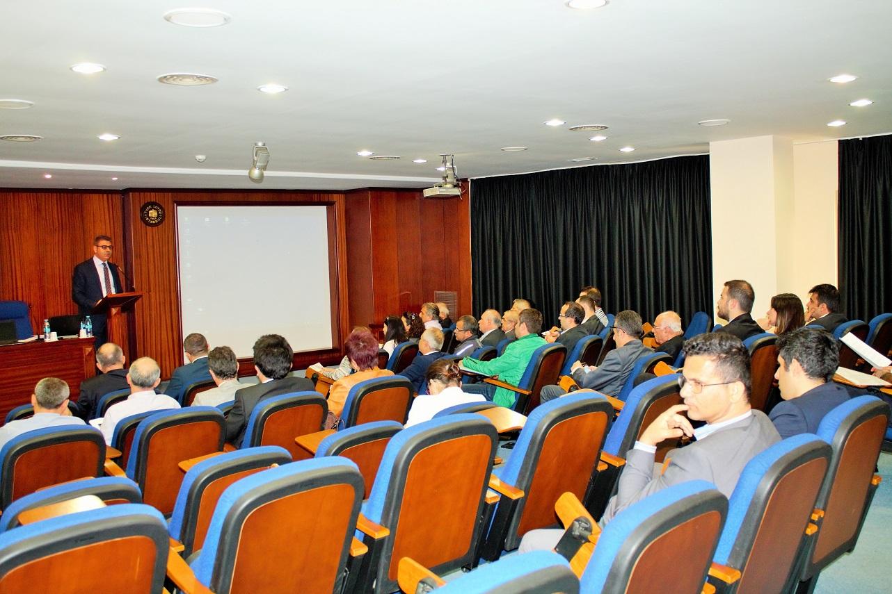 MARPOL EK-VI Uygulamaları Enerji Verimliligi Çalıstayı