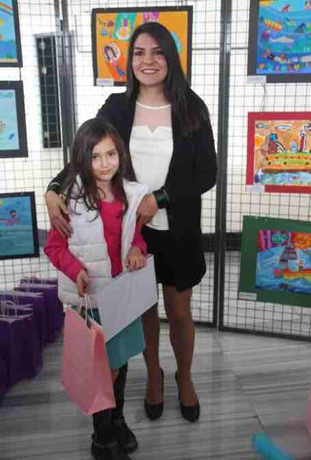 Çocuk ve Gemi Konulu Resim Yarışması Ödül Töreni