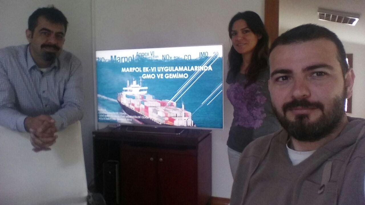 MARPOL EK-6 Çalışma Ekibi Toplantısı