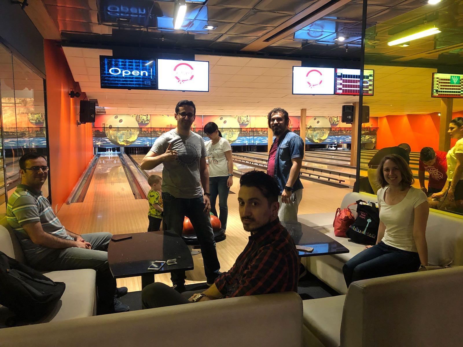 Bowling Etkinliği