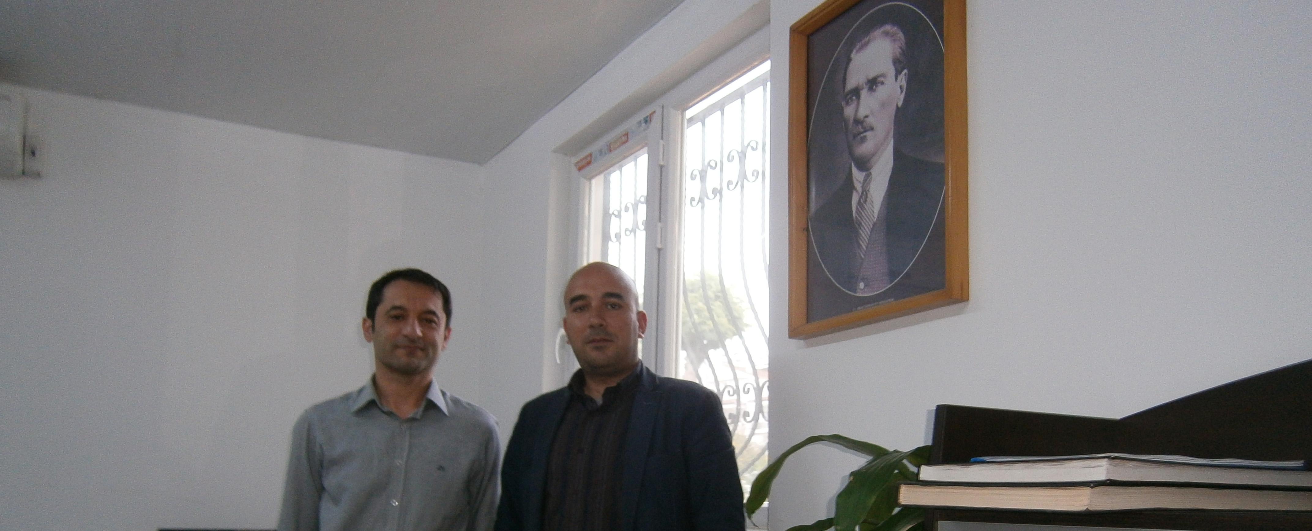 Manavgat Liman Başkanlığı Ziyaretimiz.