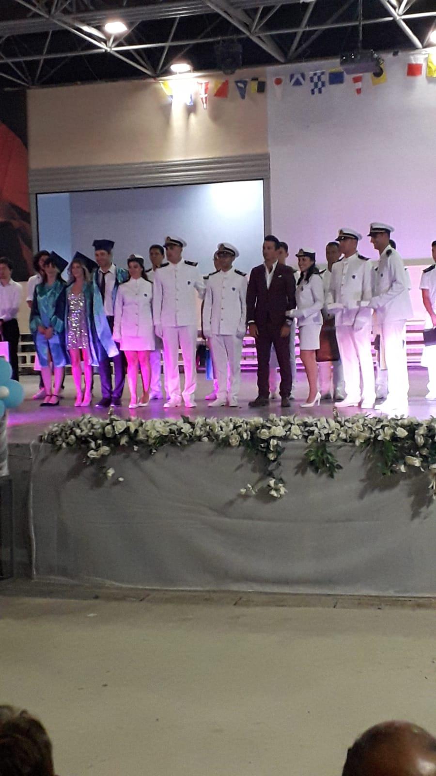 DEÜ Denizcilik Fakultesi Mezuniyet Töreni