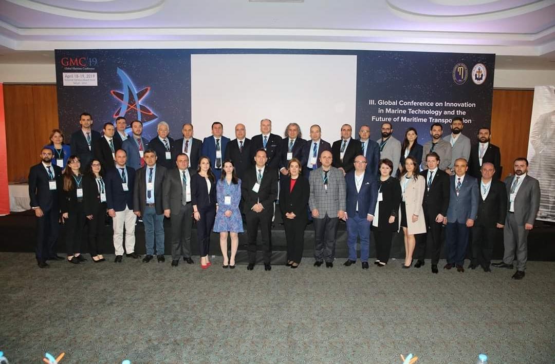GEMİMO GMC'19 Konferansına katıldık.