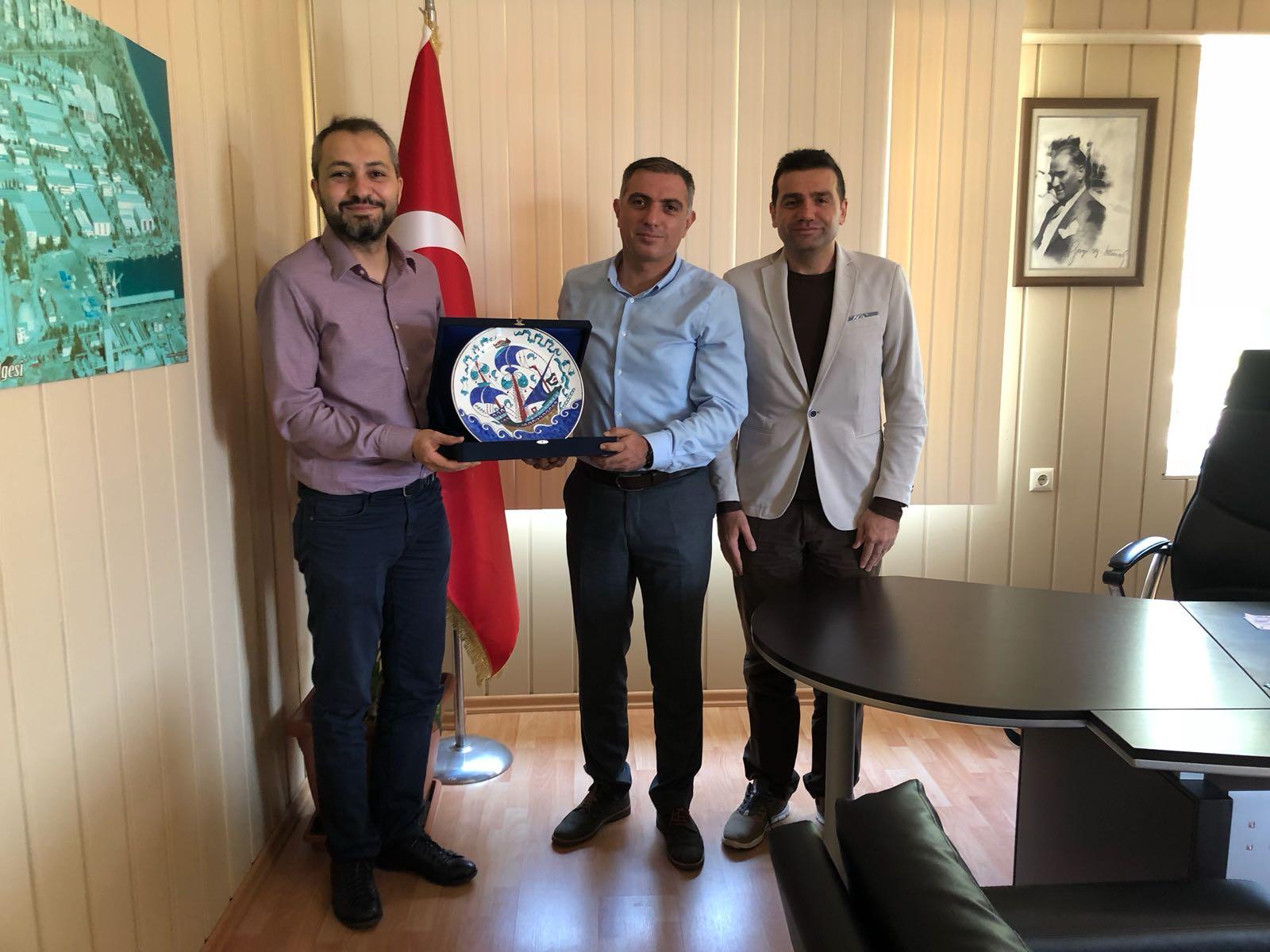 Antalya Serbest Bölge Müdürlüğü Ziyaretimiz Gerçekleşmiştir